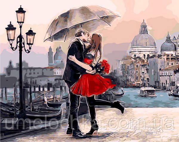 Раскраска на холсте Mariposa Идеальное свидание худ Ричард Макнейл (MR-Q1435) 40 х 50 см