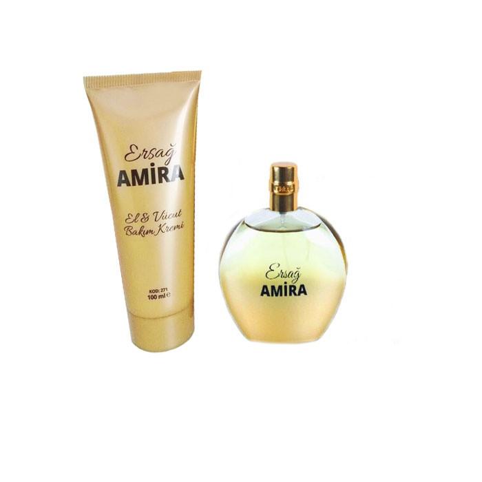 Набор Амира (парфюм и крем) Ersag