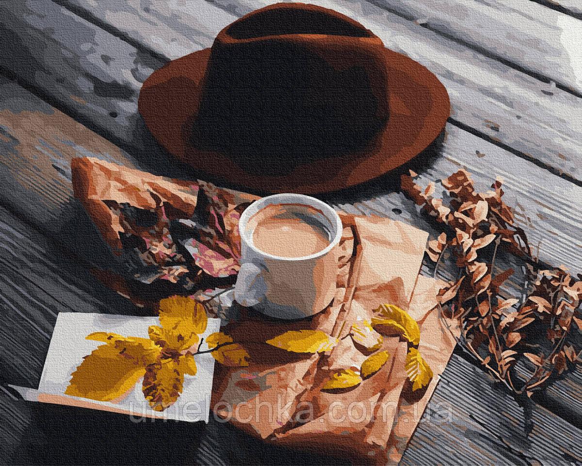 Картина по номерам BrushMe Осенняя раскладка (BRM30833) 40 х 50 см
