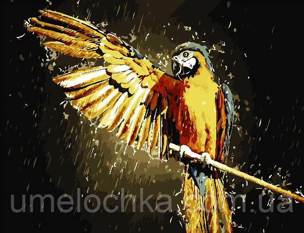Картина за номерами ArtStory Помах крила (AS0835) 50 х 65 см