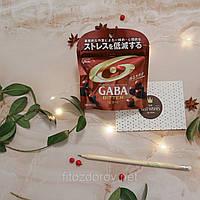 GLICO Gaba Mental Balance Chocolate- чёрный шоколад от стресса и переутомления