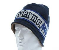 Двусторонние шапки MARMOT. Шапка унисекс. Теплая шапка. Интернет магазин. Оригинальное качество. Код: КЕ262