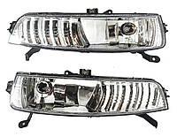 Противотуманные фары Hyundai Accent 2006-2011 в бампер. Оригинальные противотуманки Хюндай Акцент