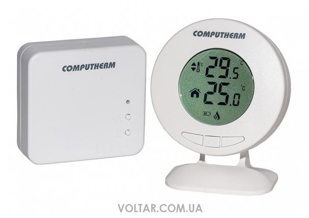 Беспроводной цифровой термостат Computherm T30RF, фото 2