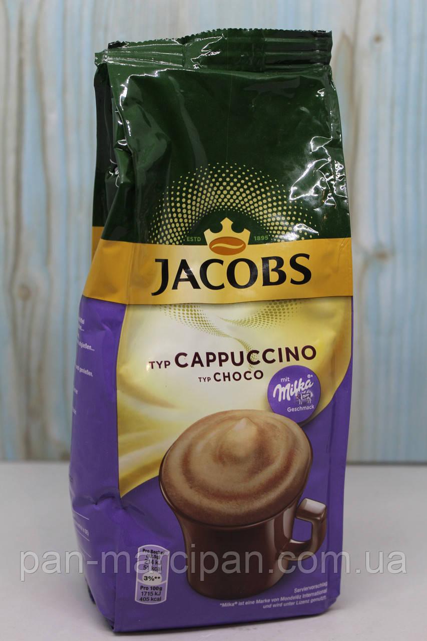 Капучіно Jacobs Milka Choco  500г