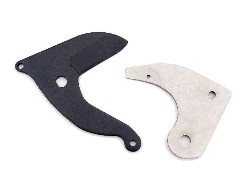 Лезо та коваделко для сучкорізів Stocker 606, 607, 608, 609 (606/22)