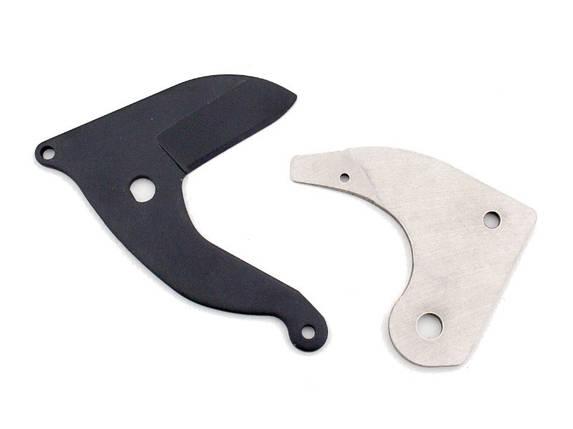 Лезо та коваделко для сучкорізів Stocker 606, 607, 608, 609 (606/22), фото 2