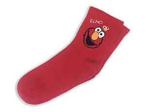 Шкарпетки Neseli Athletic ELMO червоні 7436