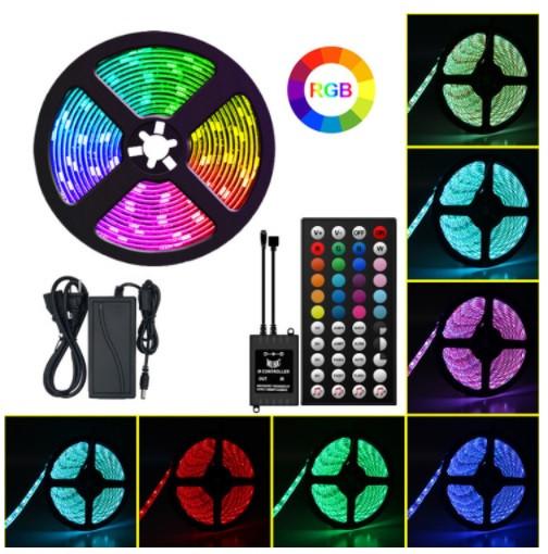 Светодиодная лента LED 5m RGB