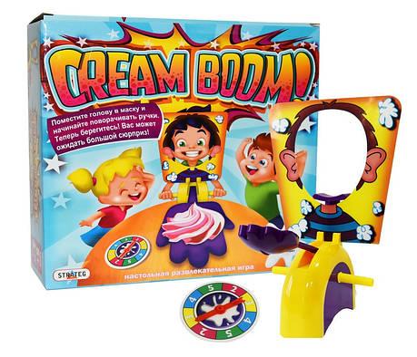 Настільна гра Пиріг в обличчя, Craem boom, фото 2