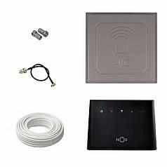 Комплект Huawei B310s-22 с панельной антенной 824-960/1700-2700 МГц