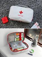 Органайзер аптечка в дорогу или дом Maxi Белая (md0087), фото 1