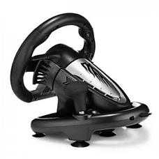 Руль с педалями PXN V3 Pro с двойной вибрацией (PC/PS3/PS4/X-ONE/SWITCH/USB) | Джойстик игровой, фото 2