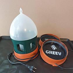 Подогрев поилок для голубей GREEV 220В