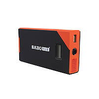 Пускозарядное устройство SABO A3 аварийный источник питания 12000 mAh портативный, фото 5
