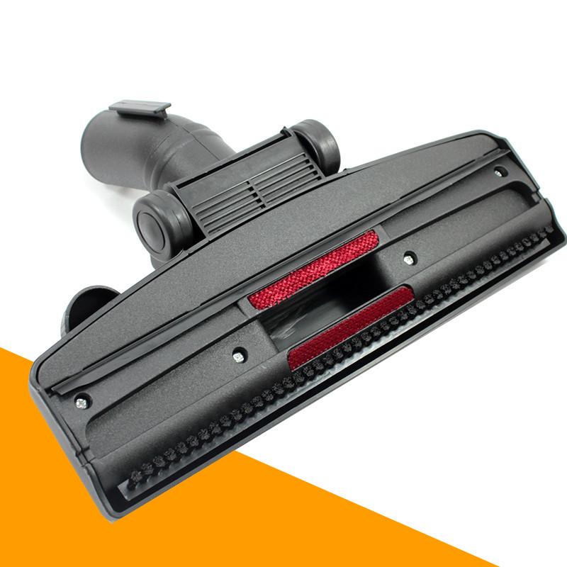 Щетка для пылесоса универсальная на 32 мм с пластиковым основанием