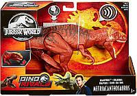 Jurassic World Динозавр Метрикантозавр со звуком Юрский мир Jurassic World ROARIVORES Metriacanthosaurus, фото 1