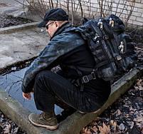 "Рюкзак ""ПАТРУЛЬ"" 35л A-TACS LE, фото 4"