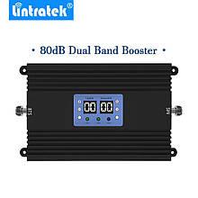 Усилитель сотового мобильного сигнала Lintrаtеk KW25A-GW 900/2100 МГц c MGC в комплекте