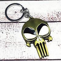 Брелок СГМР 5021 лого Punisher Каратель 1151077994