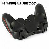 Джойстик геймпад X3 Bluetooth для Android, Ios, Tv, Tv Box, PC., фото 6