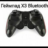 Джойстик геймпад X3 Bluetooth для Android, Ios, Tv, Tv Box, PC., фото 5