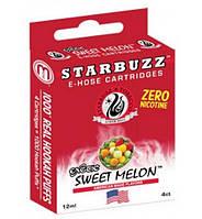 Картриджи для электронных кальянов STARBUZZ E-HOSE Sweet Melon (Аромат сладкой дыни)
