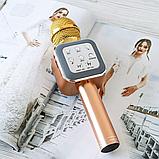 Беспроводной микрофон-караоке WS-1818 с функцией изменения голоса, фото 2
