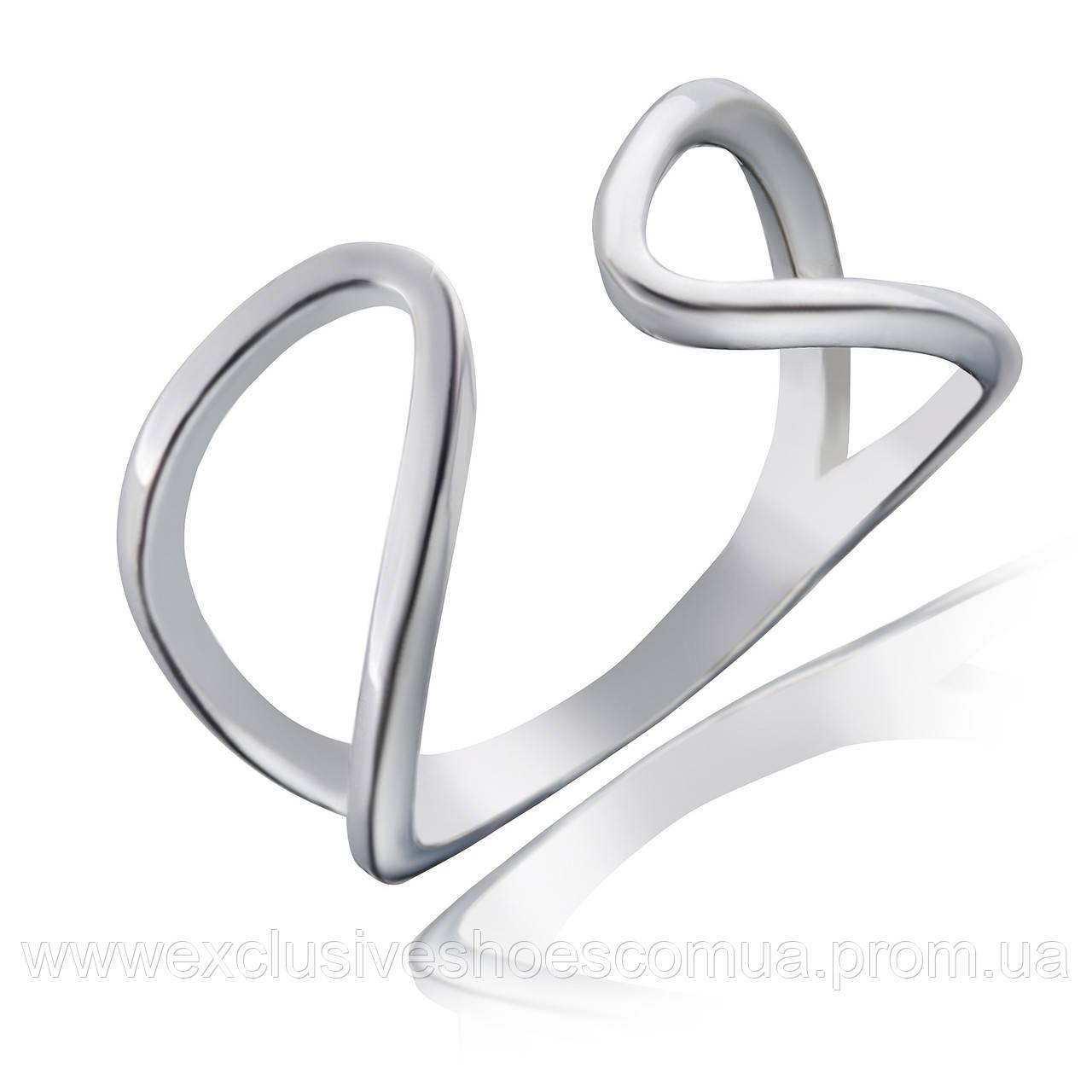 Серебряное кольцо в стиле Хай-Тек, арт-910109