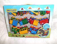 Детская машинка Wader Kid Car
