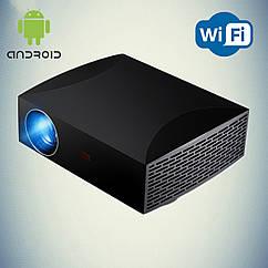 Проектор мультимедійний Full HD Wi-Fi Android Vivibright Wi-light F30 домашній кінотеатр