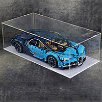 Чохол DIY акриловий дисплей для LEGO 42056 42096 42083 911 РСР техніка Bugatti Хірон