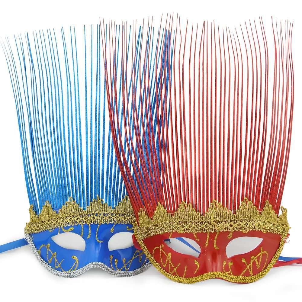 Венецианская маска Коломбина (ассорти) 515184797