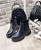 Челси кожаные женские прада, фото 2
