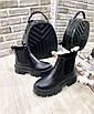 Челси кожаные женские прада, фото 4