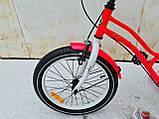 Велосипед детский для девочек ardis st 16 beehive розовый, фото 9