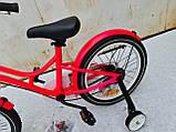 Велосипед детский для девочек ardis st 16 beehive розовый, фото 8