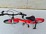 Велосипед детский для девочек ardis st 16 beehive розовый, фото 7