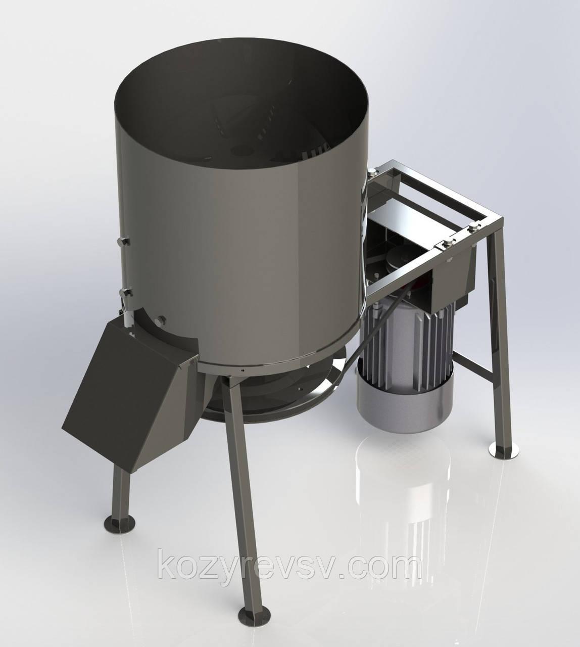 Корморезка электрическая ЛАН 5(1.7 квт.,600 кг/час) оптом и в розницу, доставка из Харькова