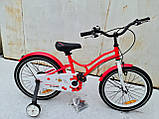 Велосипед детский для девочек ardis st 16 beehive розовый, фото 2