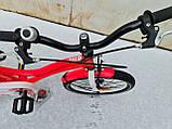 Велосипед детский для девочек ardis st 16 beehive розовый, фото 4