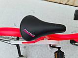 Велосипед детский для девочек ardis st 16 beehive розовый, фото 3