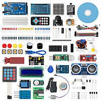 Geekcreit стартовий комплект для Arduino платформі Mega2560 R3 для платформі Mega2560 з 30 уроках підручника