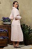 GLEM халат Феличе (длинный), фото 2