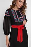 GLEM Орнамент платье Сапфира д/р, фото 2