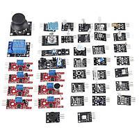 Geekcreit 37 в 1 модуль датчика комплект стартера датчика комплект для пакування Картонна коробка для Arduino