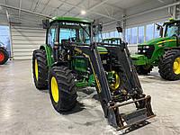 Трактор Джон Дір (John Deere) 6200 - 1995 рік, фото 1