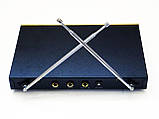 Радиосистема SHURE SH-588D база 2 радиомикрофона, фото 4