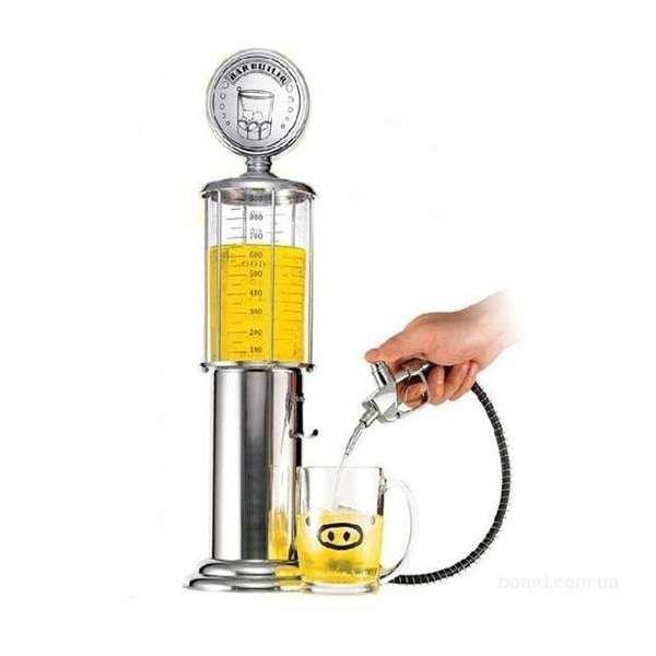 Диспенсер для напоїв Автозаправна станція з одним шлангом
