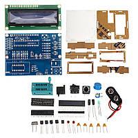 Транзистор тестер комплект опір і ємність транзистора електронні вимірювання DIY комплект частин